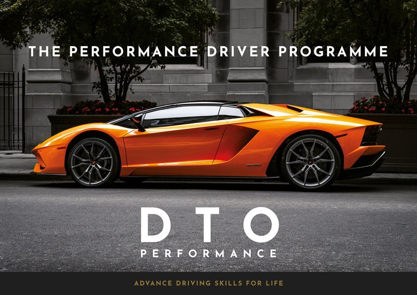 DTO The Performance Driver programme